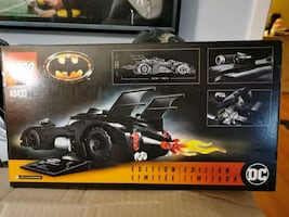 Lego batmobile set #40433 - limited edition