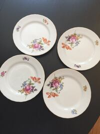 Antique Germany dessert plates 圣凯瑟琳斯, L2S 2M3