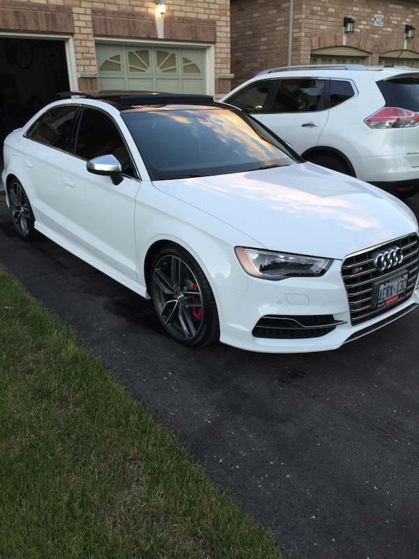 Used Audi S Lease Take Over For Sale In Ajax Letgo - Audi s3 lease