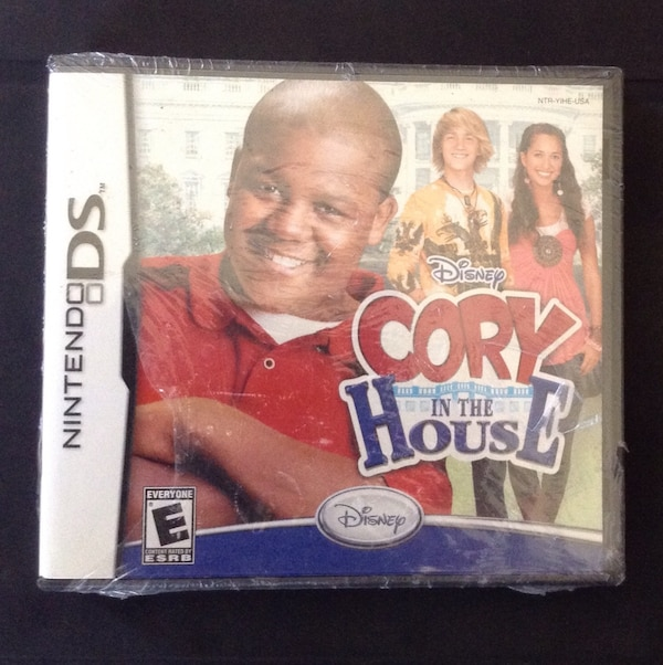 cory in the house game