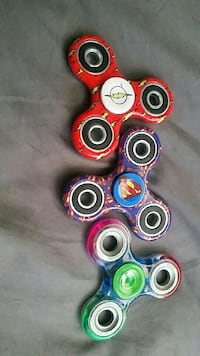red, black, blue and green hand spinners Reno, 89512