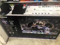 2 55 inch smart TVs it's 300 a piece  New Haven, 06511