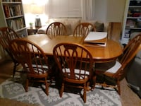 Richardson Brothers Company Dinning Table Vancouver, 98683