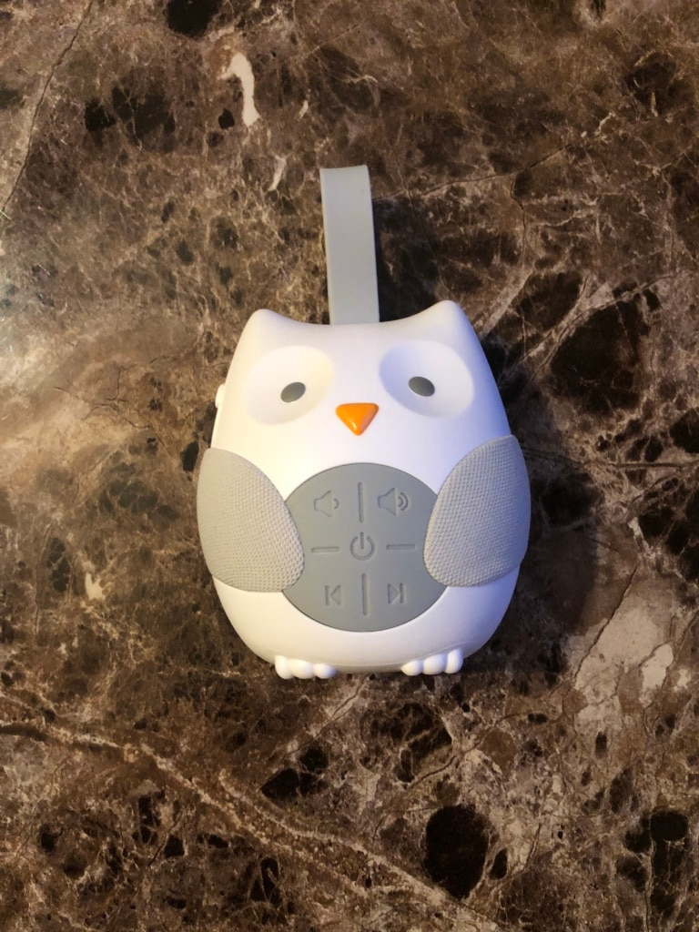 Photo Skip Hop Stroll & Go Portable Owl Baby Soother