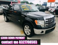 Ford - F-150 - lariat-2013 $3000 DOWN PAYMENT Houston