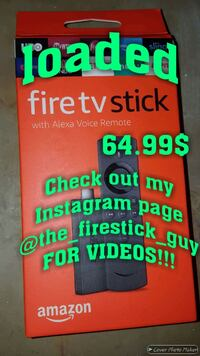 More for your money firestick