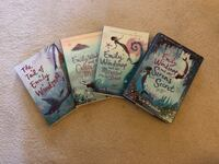 Emily Windsnap Series by Liz Kessler