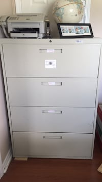 """File Cabinet  Wide 36"""" Deep 18"""" and Height 50"""""""