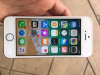 Iphone SE AT&T and Cricket  Fresno, 93703