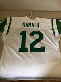 Joe Namath 1969 Super Bowl Mitchell & Ness Throwback  372 mi