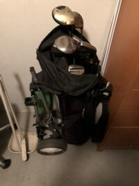 Golfbag Oxie, 238 32