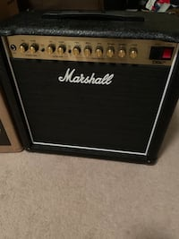 New Marshall DSL20cr  electric guitar tube amp with pedal Manassas, 20110