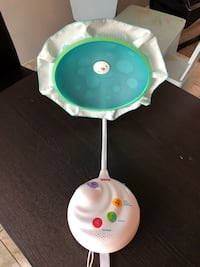 Fisher price projector mobile missing hanging animals Tempe, 85283