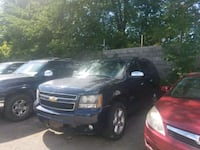 2007 CHEVROLET TAHOE LTZ FULLY LOADED  Detroit