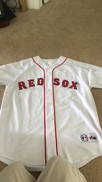 Red Sox size Xl pre owned don't know if it's real Valrico, 33596