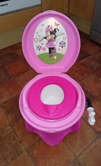 3 in 1 Minnie Mouse potty