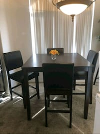Pub table and chairs- CAN DELIVER Tempe, 85283