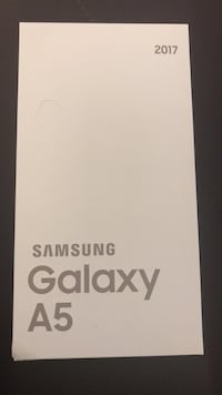 SAMSUNG GALAXY A5 New in box, never open UNLOCKED can use with any provider ! $380 or best offer — retail is price $480 Edmonton, T6L 4P9