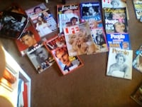 Collectable mags excellent condition and. Victoria
