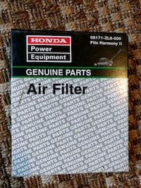 Honda Harmony Air Filter Leesburg, 20175