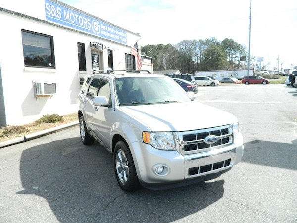 Ford Escape Sunroof >> 2009 Ford Escape Auto Limited Clean Carfax Leather Sunroof Fully Loaded 86k Miles