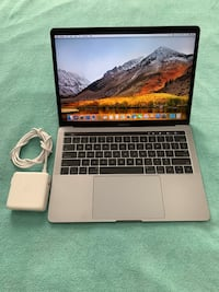MacBook Pro 2016 Touch Bar 13 inch i5 8GB Ram 256 SSD Like New College Park, 20740