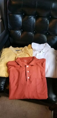 Men's shrits and t-shirts Lincoln