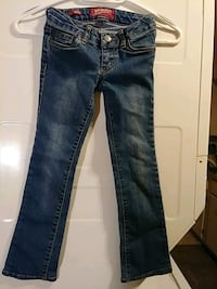 Girls bootcut blue jeans  Wichita