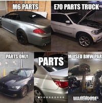 BMW OEM USED PARTS F/S DOORS,FENDERS,MOTORS,AXLES(ETC) Paterson, 07524