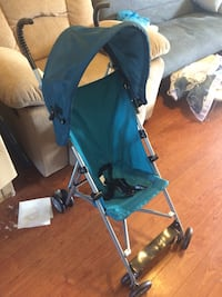 Teal umbrella stroller Waialua, 96791