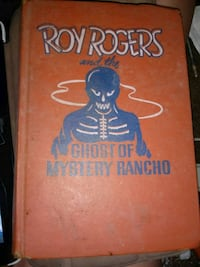 Roy Rogers (older Book From 1950) Charleston, 25302