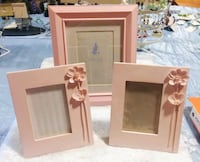 two brown wooden photo frames Everett, 98208
