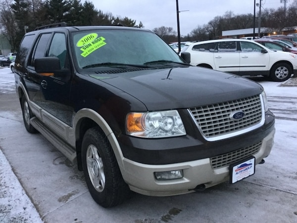 *THIRD ROW* *CLEAN CARFAX* 2006 Ford Expedition 4dr Eddie Bauer 4WD -- Ask About Our Guaranteed Cred 8238a29d-b273-4920-8902-31f9c43ae24e