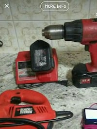 Jigsaw and drill $50 OBO