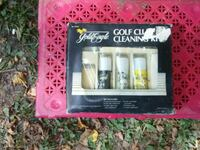 Golf club cleaning kit Rock Hill