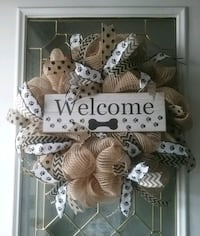 Welcome wreath...  Middle River, 21220