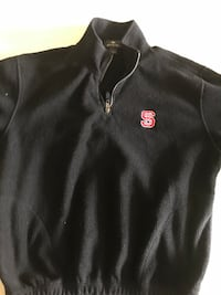 L Antigua NCSU Pullover Raleigh, 27606