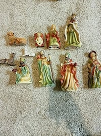 Nativity set Severn, 21144