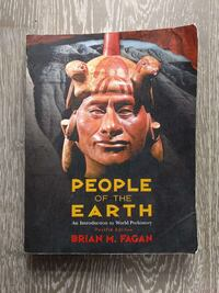 People of the Earth by Brian Fagan book