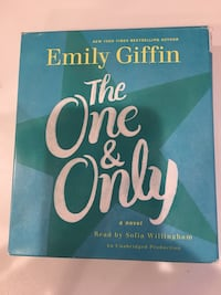 The One and Only audiobook by Emily Griffin Dedham, 02026
