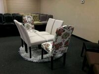 New Set of 6 Dining Chairs with End Chairs  Fairfield, 94533