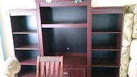 3 pc. Wooden Bookcase/TV Unit Brampton, L6Y 3P2