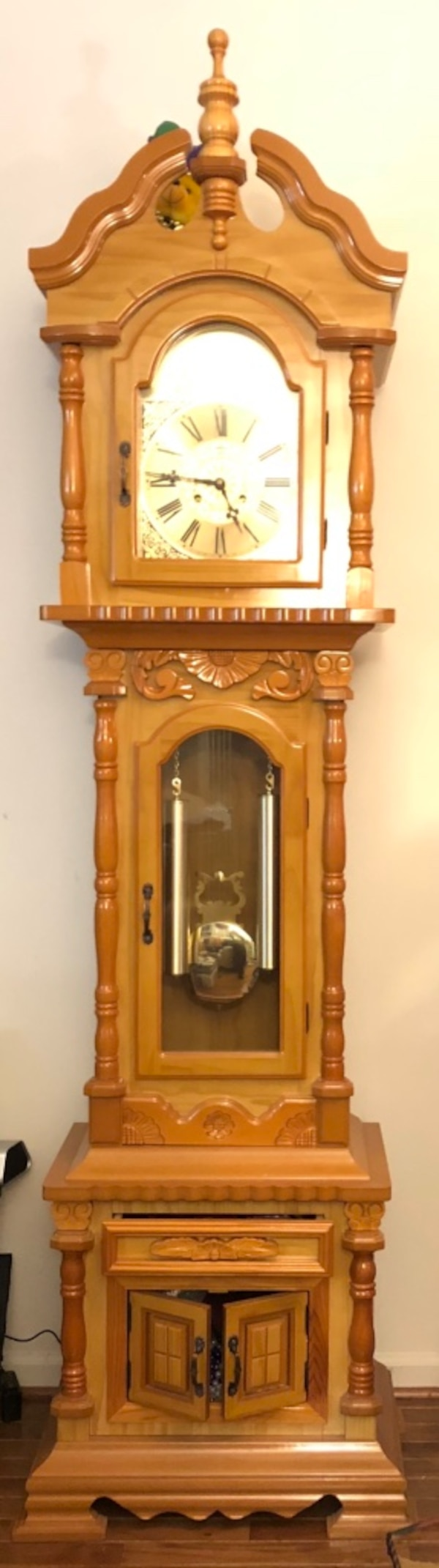 Grandfather clock for sale