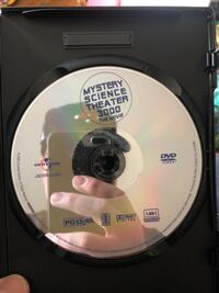 Mystery Science Theater 3000: The Movie DVD Greenland, 03840