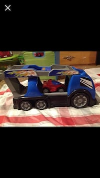 blue and black car toy Calgary, T3J 3A1
