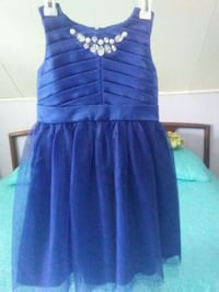 Gorgeous Royal Blue Gymboree girl size 6 royal blue Yonkers