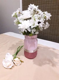 Pink & Champagne Centerpieces