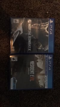 Ps4 games. Airdrie, T4B 3T2