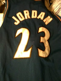 Nike Authentic Wizards Michael Jordan Jersey 41 km