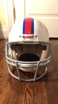 Signed Buffalo Bills Helmet Toronto, M4T 1G2